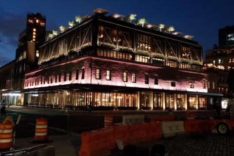 Restoration Hardware-New York