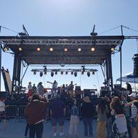 Concert, stage, sound, lighting