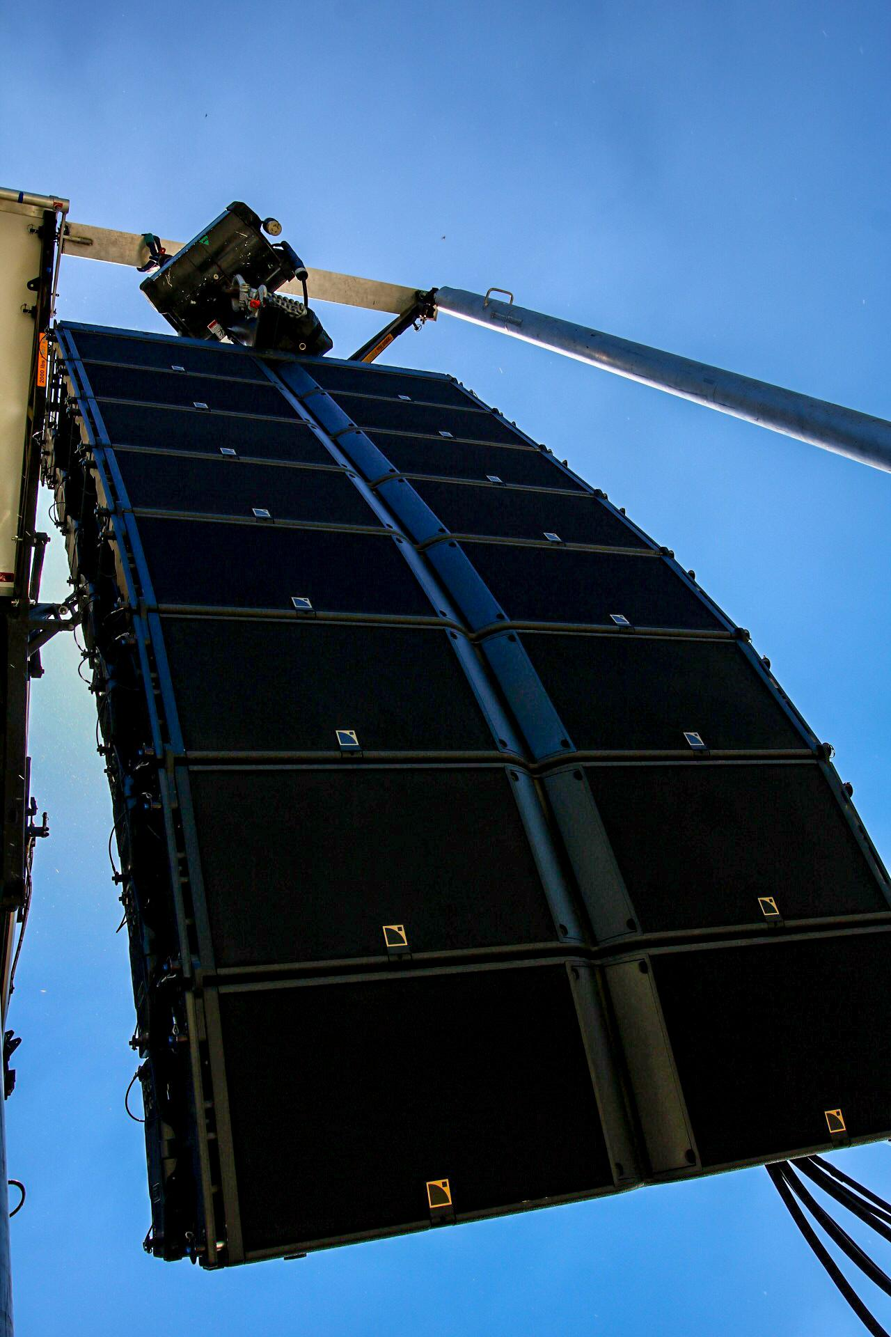 k2 L-ACOUSTICS Line-Array Audio