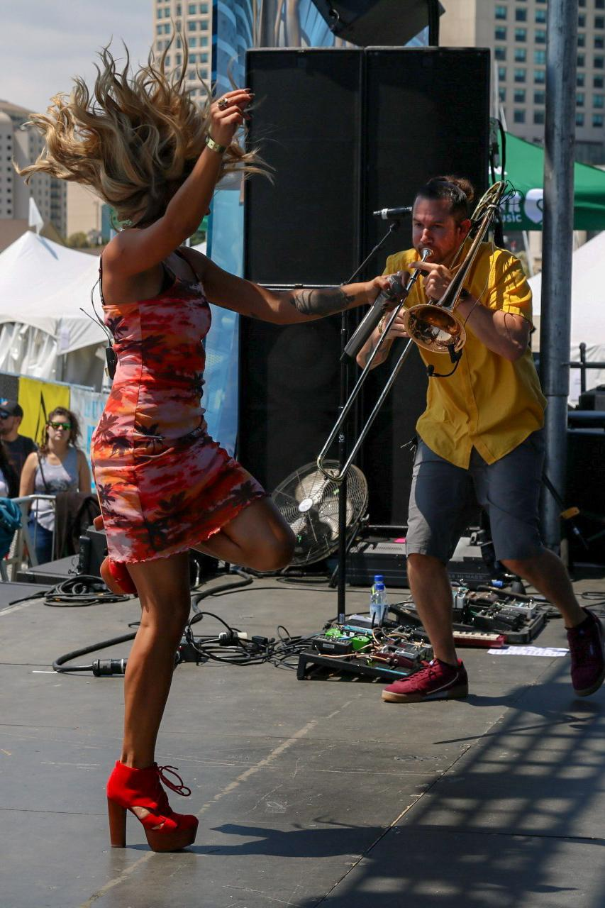 Hirie San Diego Bayfest Embarcadero North