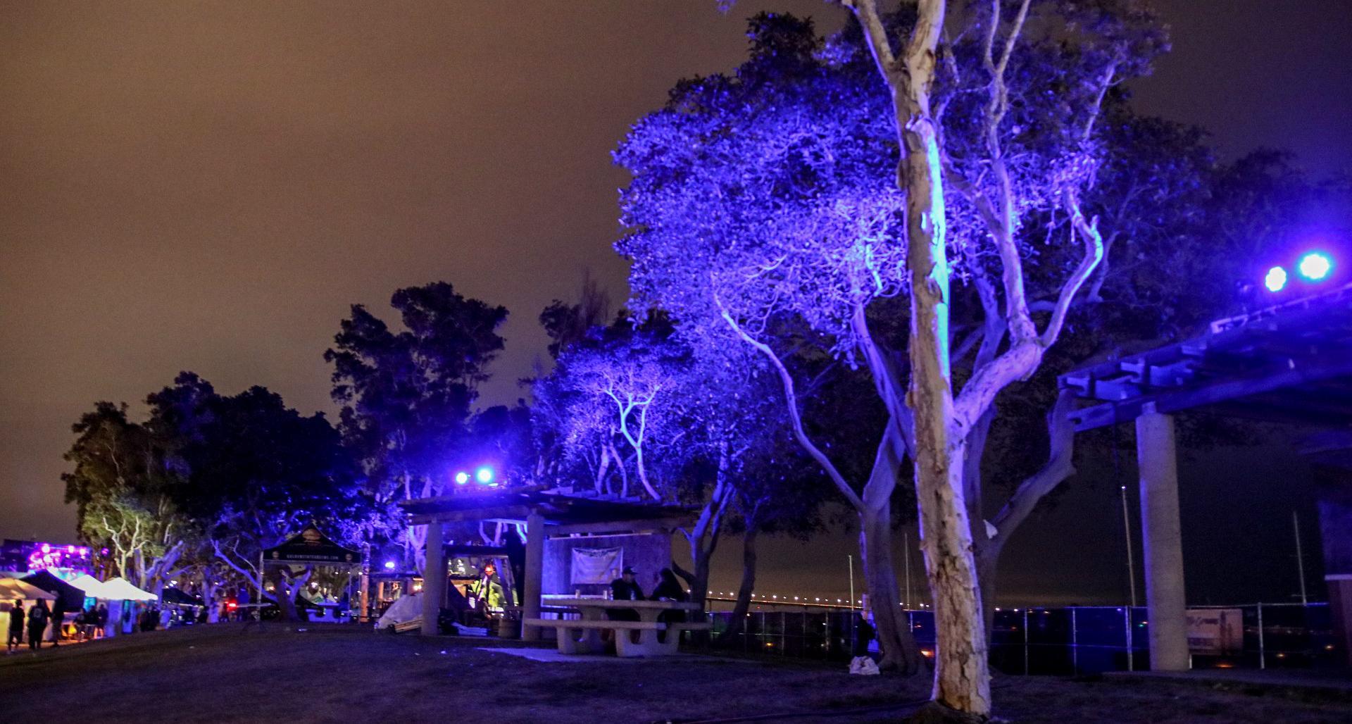 Embarcadero Park North San Diego Bayfest