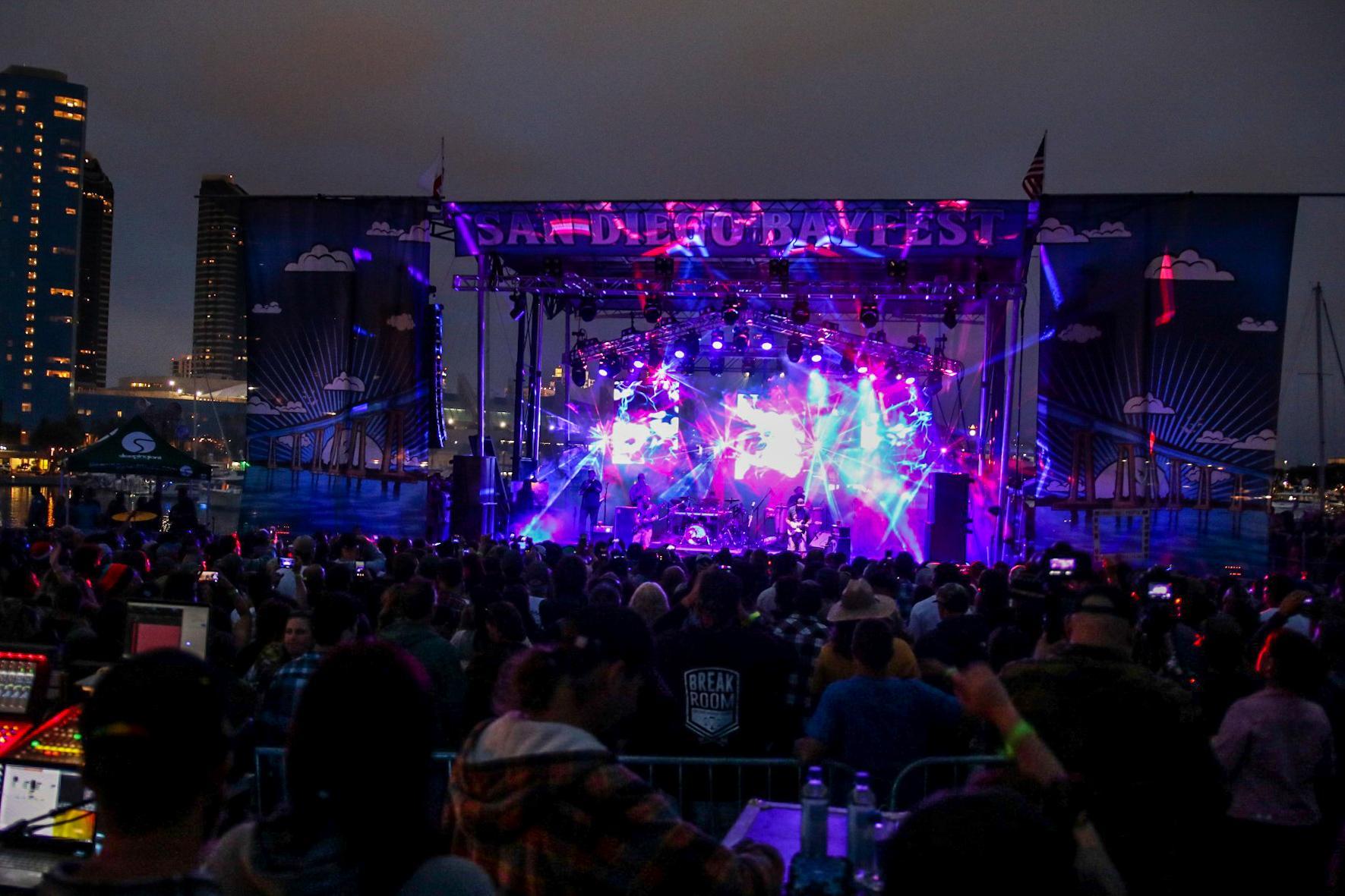 Slightly Stoopid San Diego Bayfest 2019