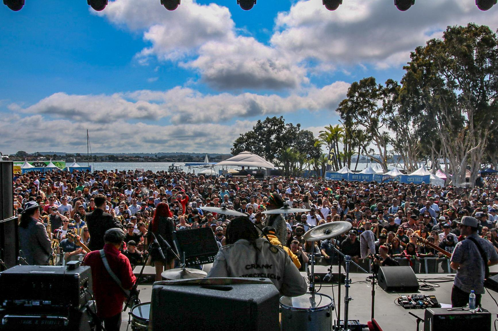 Don Carlos Bayfest Embarcadero Park North San Diego Ca