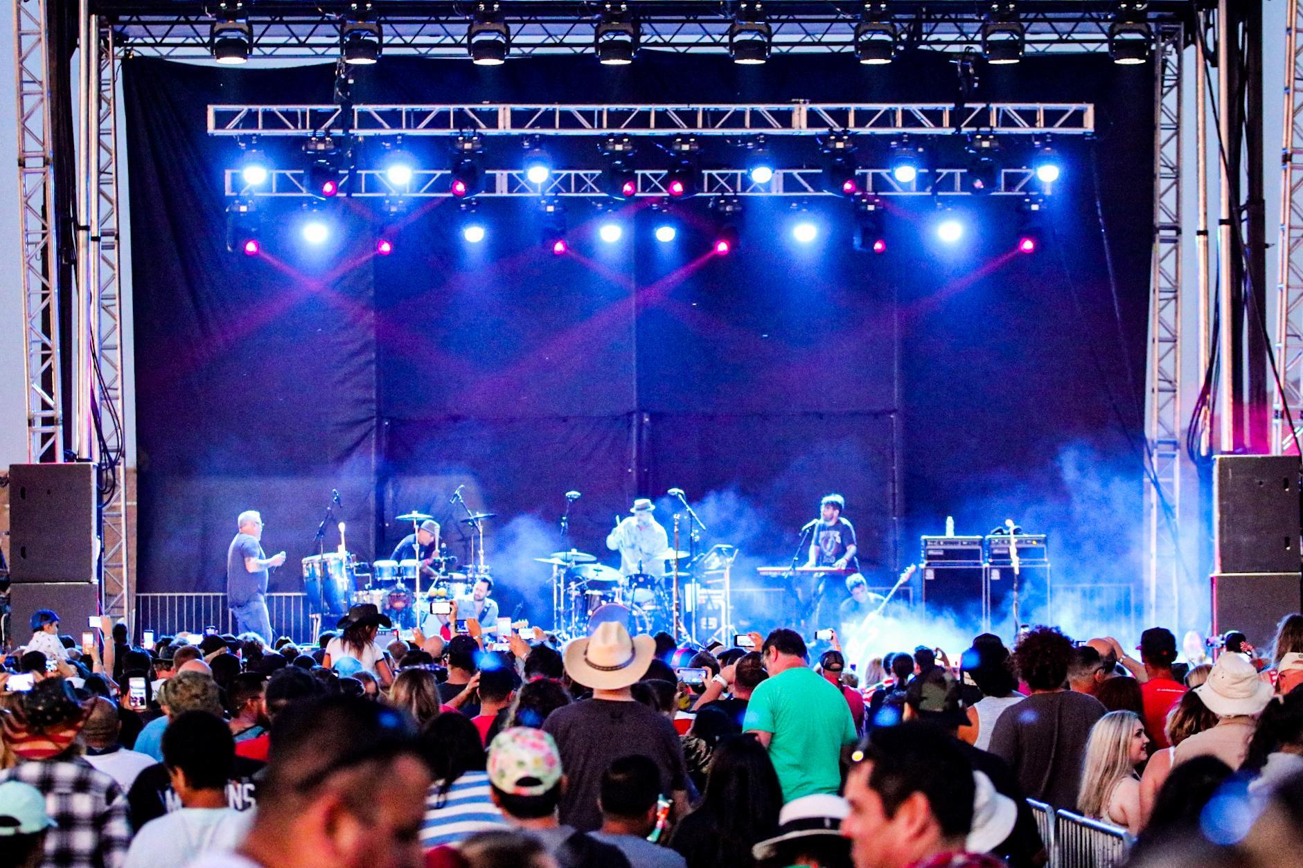 Lighting audio visual concert pro systems av