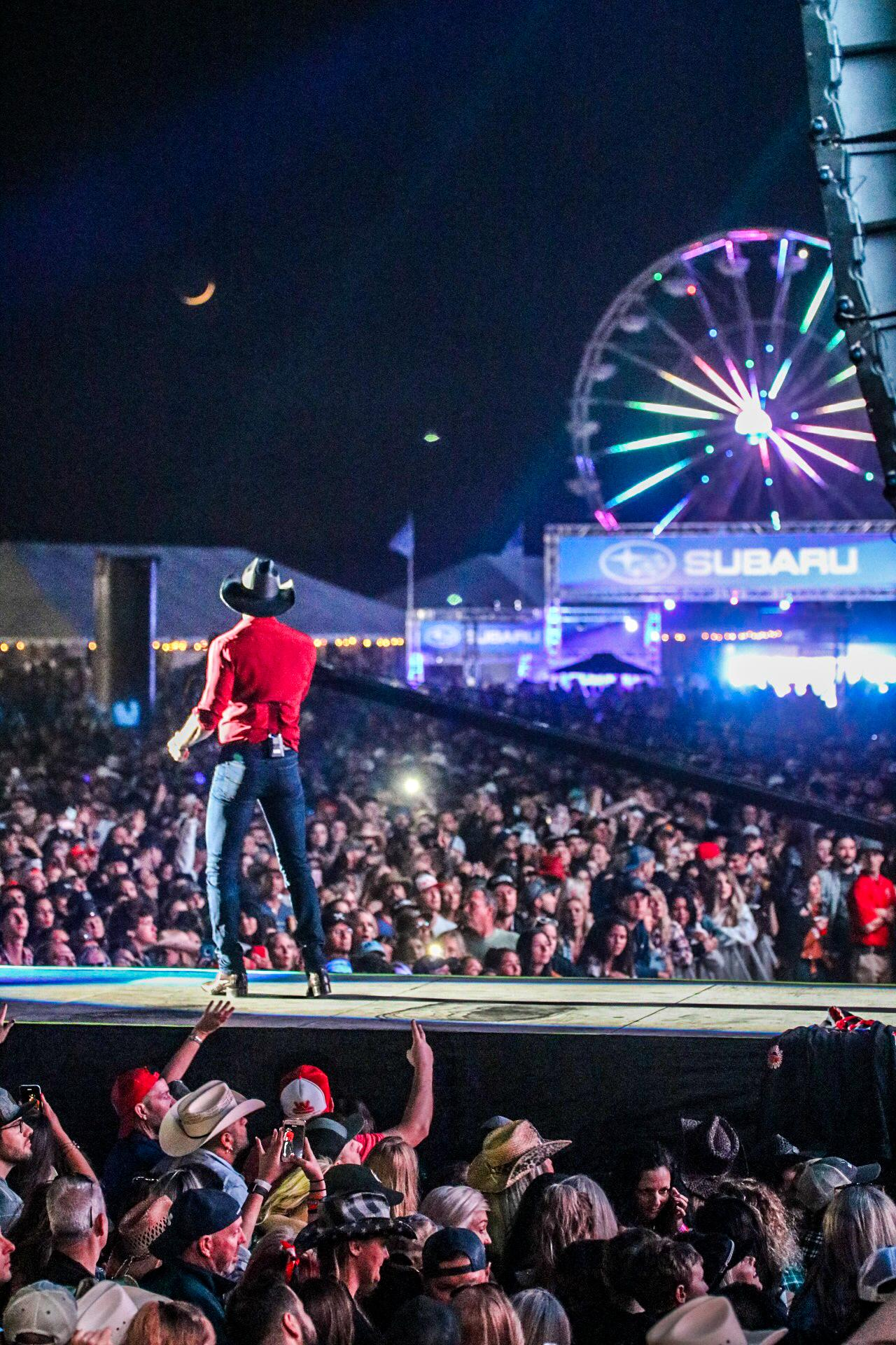 Tim McGraw coastal country jam