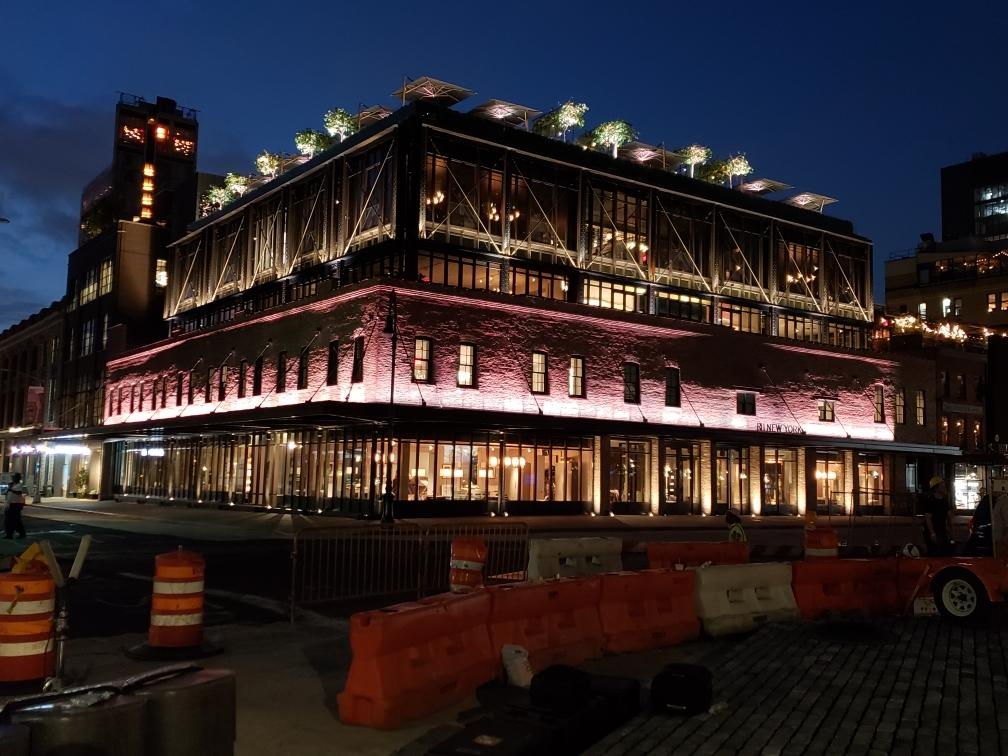 Restoration Hardware-New York