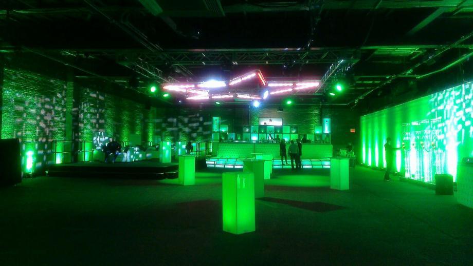 Corporate event rental AV