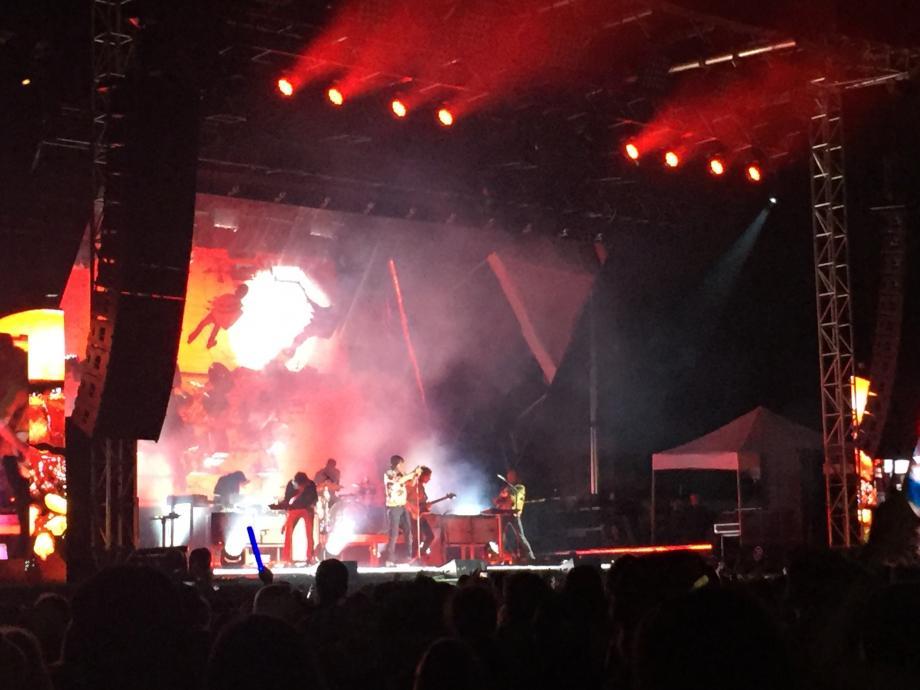 X-fest San Diego, Sound & Lighting