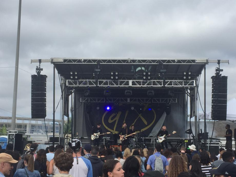 San Diego concert audio sound & lighting