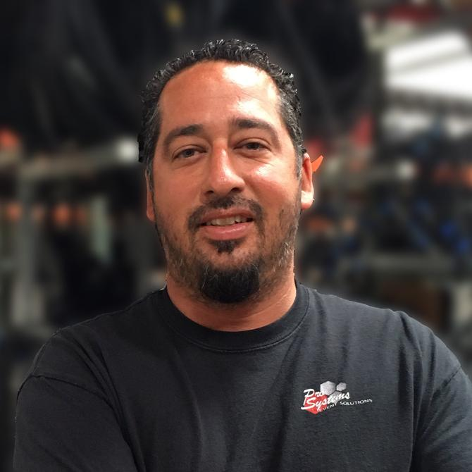 Adrian Munoz, Production Manager